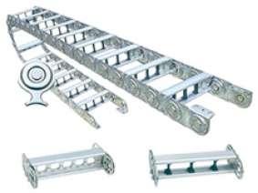 TLG75型鋼制拖鏈