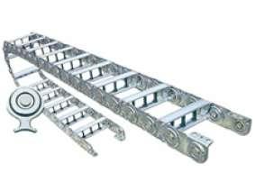 TLG100型鋼制拖鏈