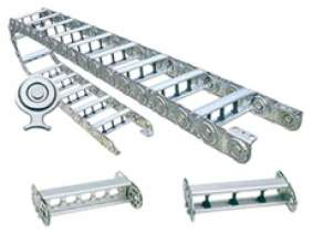 TLG175型鋼制拖鏈