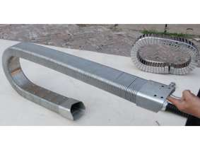 JR-2型矩形金屬軟管