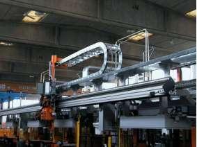 鋼鋁拖鏈成功案例