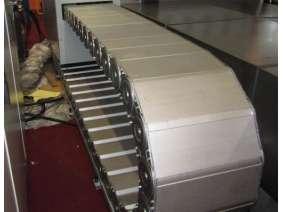 TLG全封閉鋼鋁拖鏈