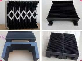 柔性风琴式daogui防护罩