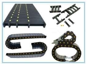 承重型工程塑料拖鏈